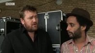 Click to play clip: Elbow - Interview