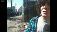 Click to play clip: SXSW 2010 - Bethan interviews Alan Palomo from Neon Indian