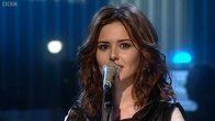Click to play clip: Cheryl Cole in the Live Lounge