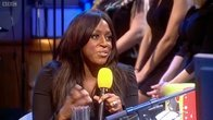 Click to play clip: Mica Paris Interview On Weekend Wogan