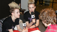 Click to play clip: Jedward - The Outtakes