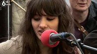 Click to play clip: Ellen and The Escapades live from Worthy Farm on Lauren Laverne's Show