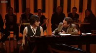 Click to play clip: Jeff Beck talks to Jools Holland