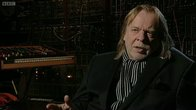 Click to play clip: Rick Wakeman talks music