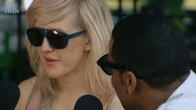 Click to play clip: Ellie Goulding - Big Weekend Interview