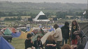 Glastonbury 1981 - News report on the first CND festival
