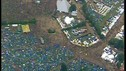 Glastonbury 2007 - The flood