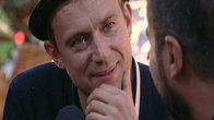Click to play clip: Glastonbury 2009 - Zane Lowe talks to Blur.