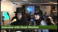 Click to play clip: Gideon Coe talks to The Dead Weather