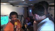 Click to play clip: Craig Charles talks to Editors