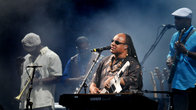 Click to play clip: Stevie Wonder Profile