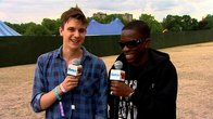 Click to play clip: Jimmy and Tinchy at Underage