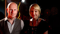 Click to play clip: Philip Selway - Interview with Lauren Laverne