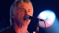 Click to play clip: Paul Weller performs at the 2010 Mercury Prize