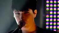 Click to play clip: The xx perform at the 2010 Mercury Prize