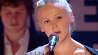 Click to play clip: Laura Marling performs live at the 2010 Mercury Prize