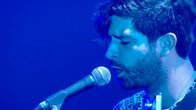 Click to play clip: Foals perform live at the 2010 Mercury Prize