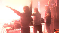 Click to play clip: Swedish House Mafia at Creamfields 2010