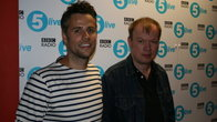 Click to play clip: Edwyn Collins interview and performance