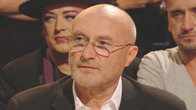Click to play clip: Phil Collins chats to Jools
