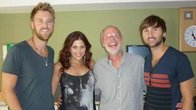 Click to play clip: Bob Harris Country - In conversation with Lady Antebellum
