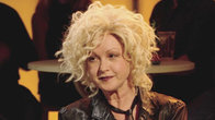 Click to play clip: Cyndi Lauper chats to Jools