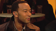 Click to play clip: John Legend - Interivew