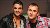 Click to play clip: Peter Andre and Scott: A total bromance!