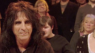Click to play clip: Alice Cooper chats to Jools Holland