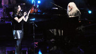 Click to play clip: Rumer discusses her collaboration with Elton John & Leon Russell