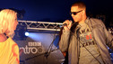 Luke Bingham performs Can't Move On at Radio 1's Big Weekend 2011