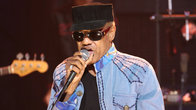 Click to play clip: Bobby Womack speaks to Steve Lamacq