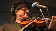 Click to play clip: Fairport Convention join  Mark Radcliffe in the studio