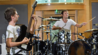 Click to play clip: Muse chat with Jo Whiley