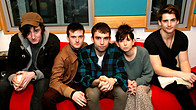Click to play clip: Little Green Cars chat to Steve Lamacq