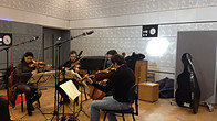 Click to play clip: Belcea Quartet play Haydn - 13 March 2013