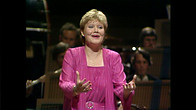 Click to play clip: Karita Mattila sings Weber