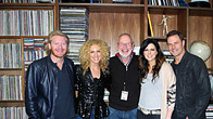 Click to play clip: Little Big Town  Extended interview