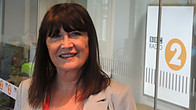 Click to play clip: Sandie Shaw chats to Steve Wright