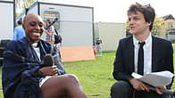 Click to play clip: Laura Mvula tells Jamie Cullum how she is coping with her whirlwind time at the moment