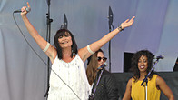 Click to play clip: Sandie Shaw chats to Radcliffe and Maconie