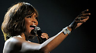 Click to play clip: Whitney Houston is inducted into the Singers Hall of Fame