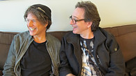 Click to play clip: John Zorn and Pat Metheny chat to Stuart Maconie