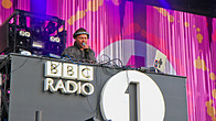 Click to play clip: Pete Tong - Radio 1's Big Weekend highlights