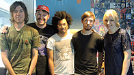 Click to play clip: Toro Y Moi in session for Lauren Laverne