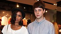 Click to play clip: AlunaGeorge chat to Nemone