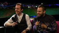 Click to play clip: Interview with Chase & Status