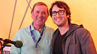 Click to play clip: Josh Groban in conversation with Sir Terry Wogan