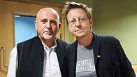 Click to play clip: Peter Gabriel joins Simon Mayo in the studio