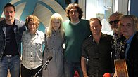 Click to play clip: Tired Pony speak to Lauren Laverne